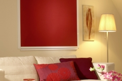 Teba Rollo Midi 1047 rot Stimmungsaufnahme