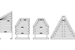 Teba Plissee Modellerweiterung Sonderformen VS2, VS4, VS5, VS6, VS9D, VS10D