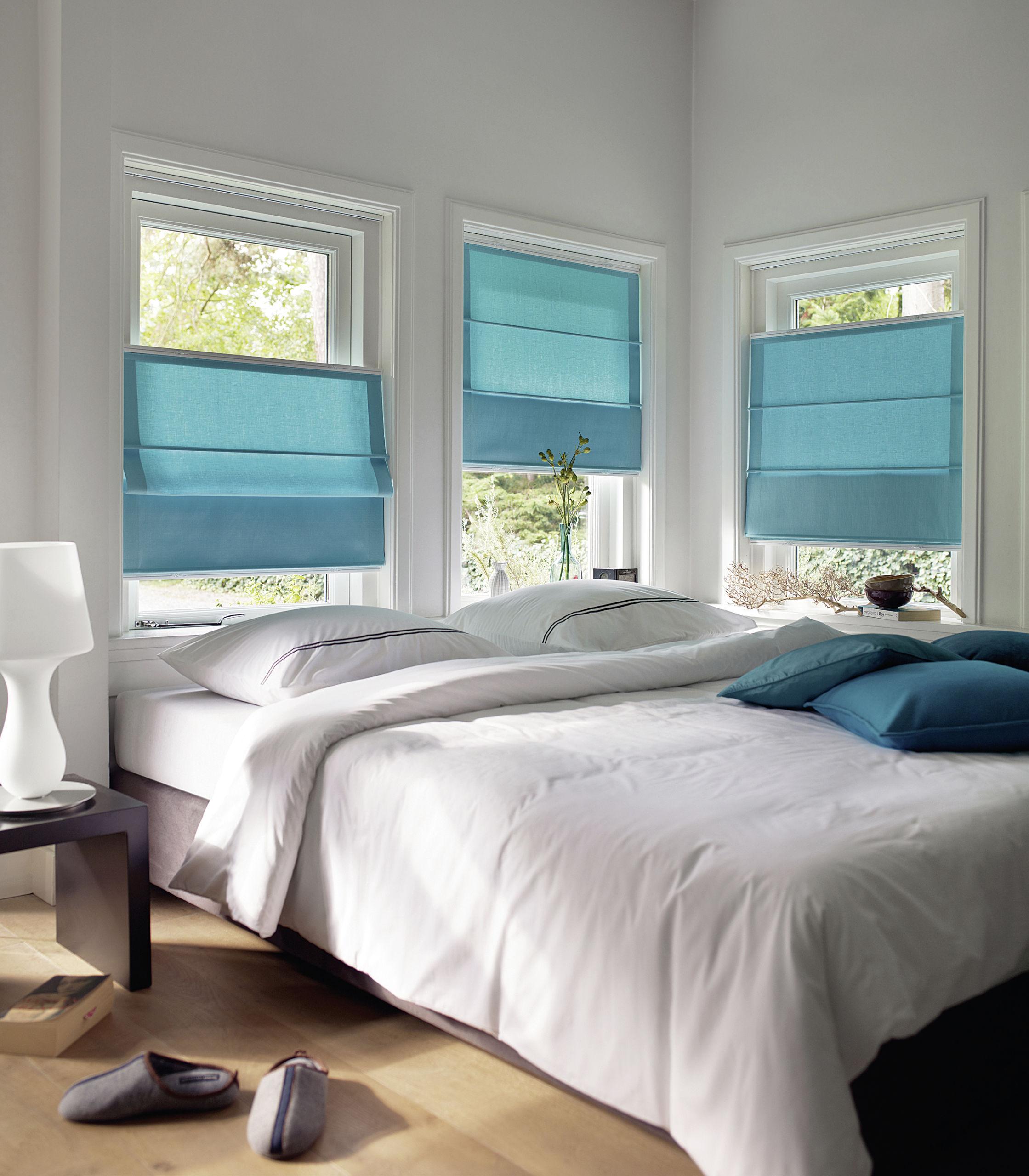 raffrollo blau cool raffrollo nhanleitung nautisch stoff h thema blau with raffrollo blau. Black Bedroom Furniture Sets. Home Design Ideas